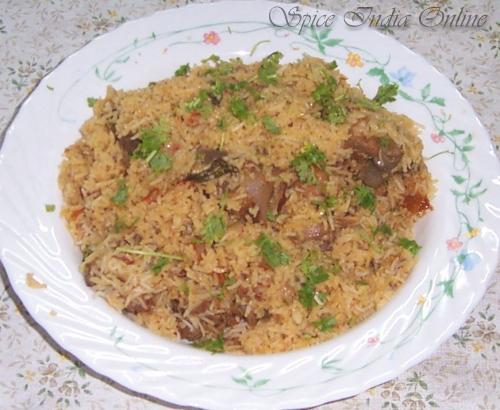 Traditional Mutton Biriyani