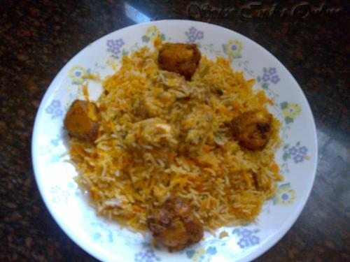 Chicken Biriyani (Arcot)