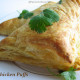 Indian Chicken Puffs