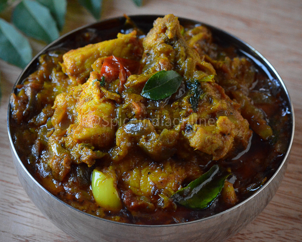 Pepper Chicken Curry