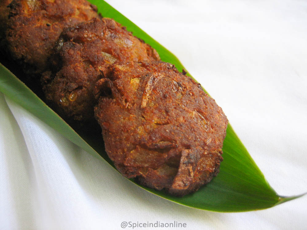 Minced Meat Vadai-1