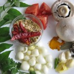Chettinad Mushroom Masala 4
