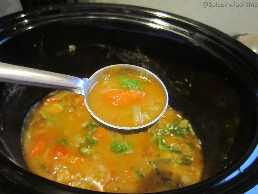 Slow Cooker Dal