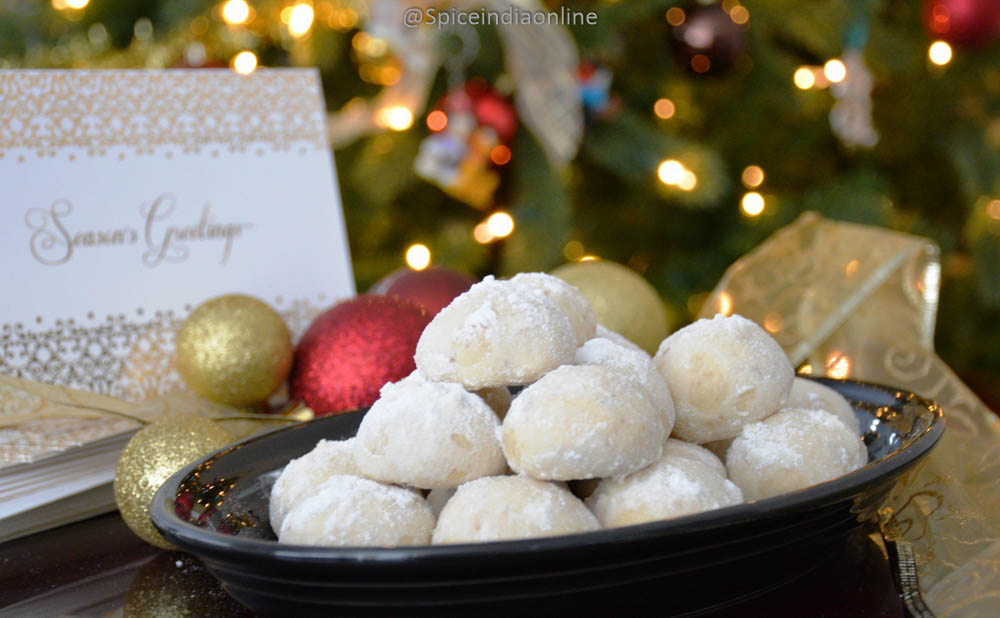 Snowball Cookies-1