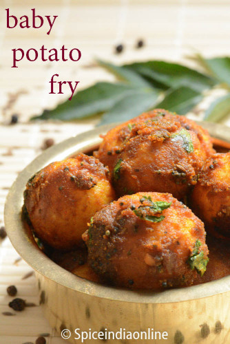 Baby Potato Fry 2