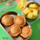 Kids School Lunch Box 11 Potato Stuffed Pooris