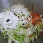 Vegetable Manchurian Dry 1