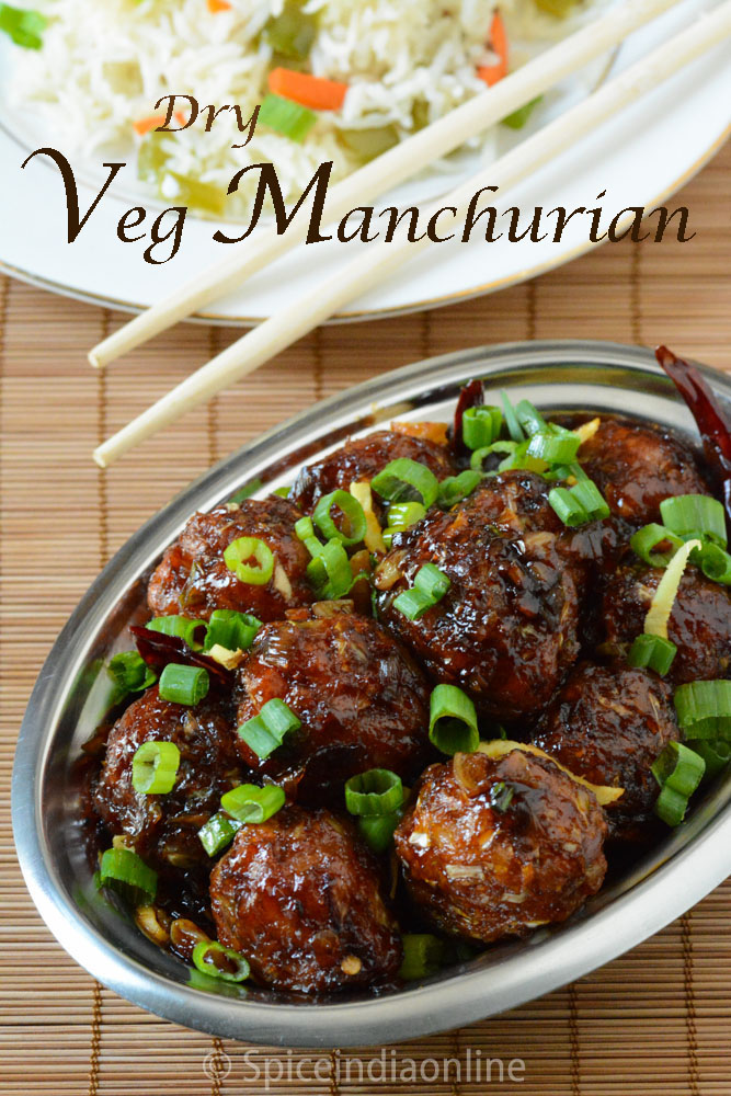 Vegetable manchurian recipe dry veg manchurian indo chinese vegetable manchurian recipe dry veg manchurian indo chinese recipes restaurant style forumfinder Image collections