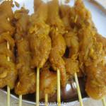 Malaysian Chicken Satay 11