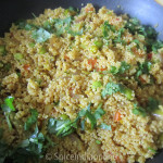 Vegetable Quinoa Pulao 8