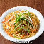 Vegetarian Pad Thai 18