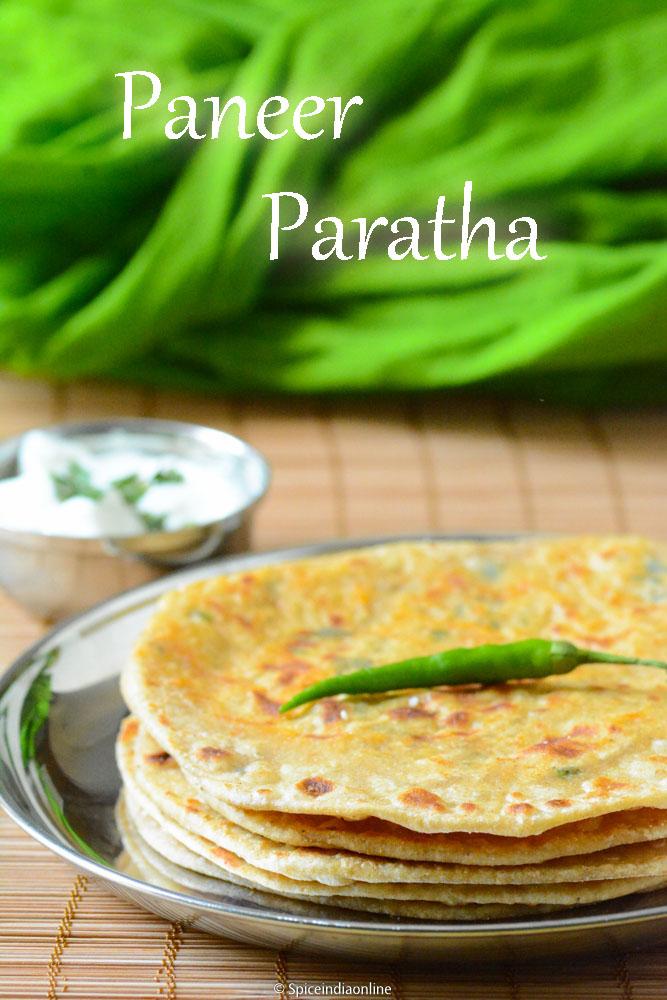 Paneer Paratha1