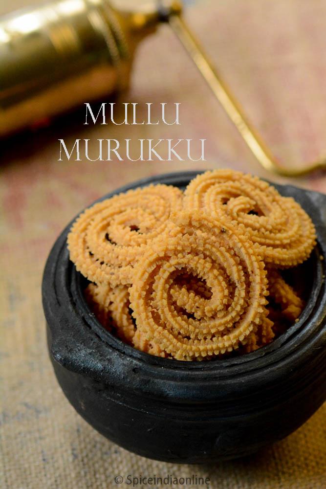 Mullu Murukku