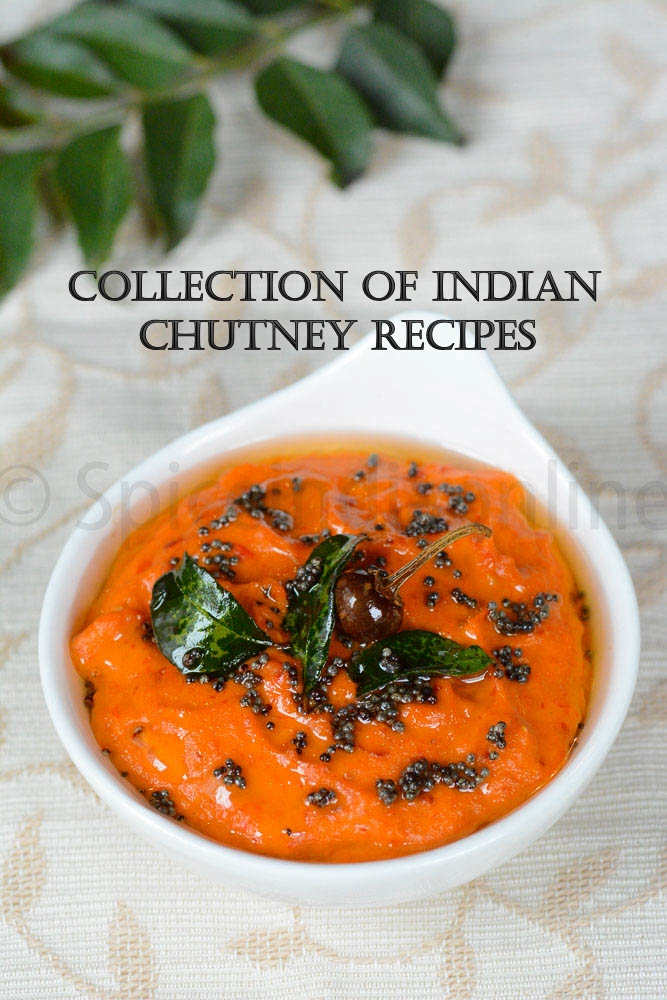 45+ Chutney Recipes