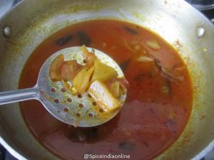 Bottle Gourd Sambar
