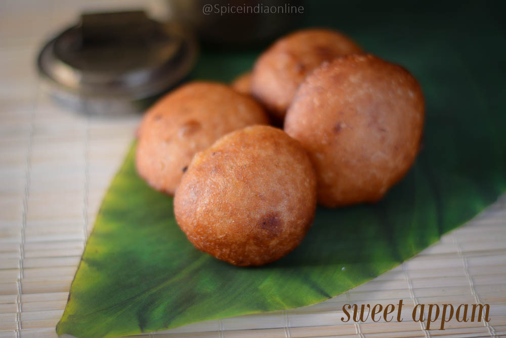 Sweet Appam