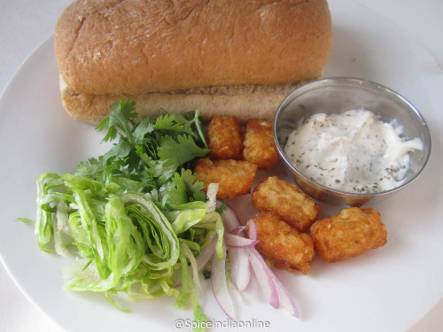 Kids School Lunch Box 15 – Tater Tot Sandwich – Spiceindiaonline