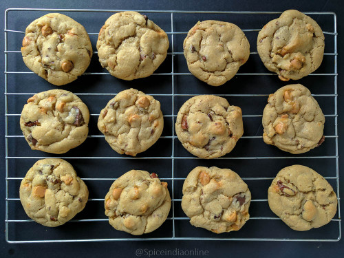 Butterscotch Chocolate Chunk Cookies