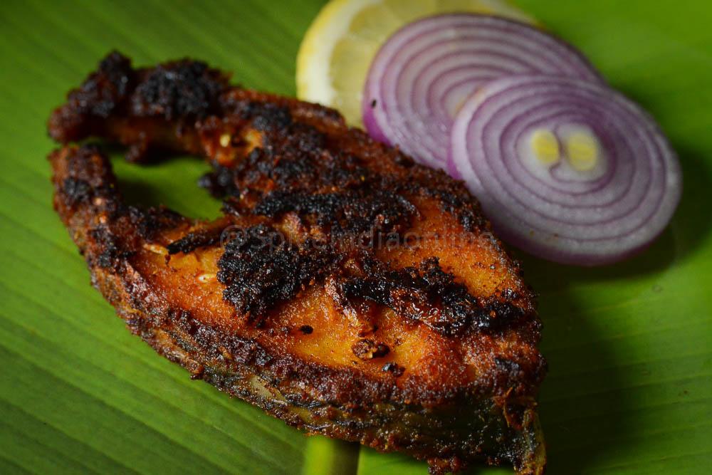 Meen Varuval Tilapia Fish Fry மீன் வறுவல்