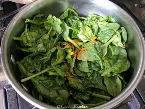 Spinach Masiyal