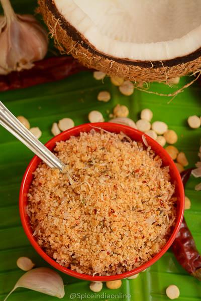 Thengai Poondu Podi