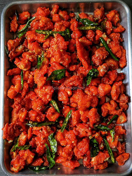 Chilli Chicken (Dry)