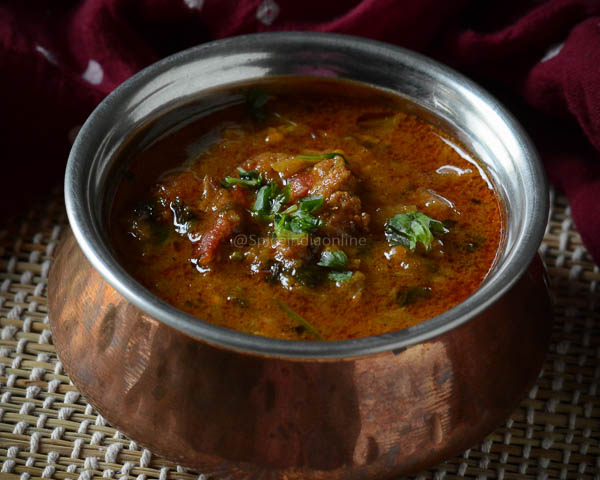 Mutton Keema Curry