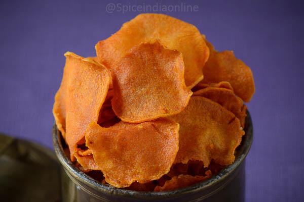 Sakkaravalli Kizhangu Chips