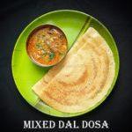 Mixed Dal Dosa