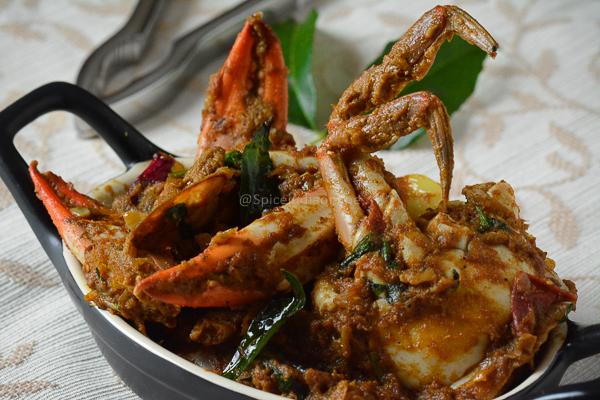 Nandu Masala How To Make Crab Masala Spiceindiaonline