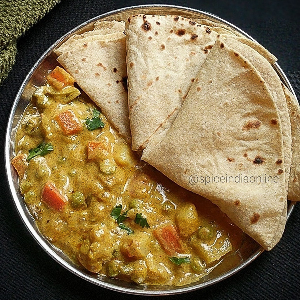 Mixed VegCurry