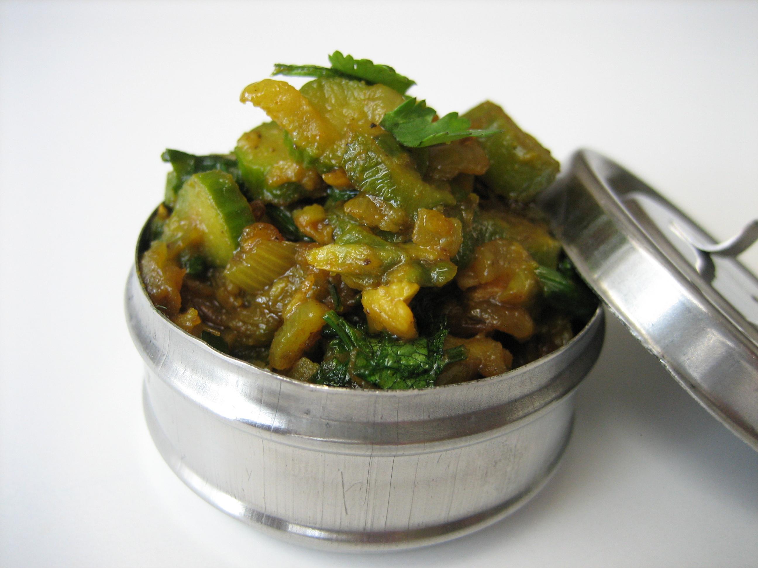 Asparagus-Curry