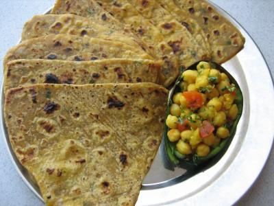 Avocado Paratha Recipe