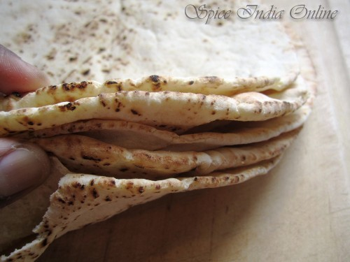 Baked Pita Chips 1