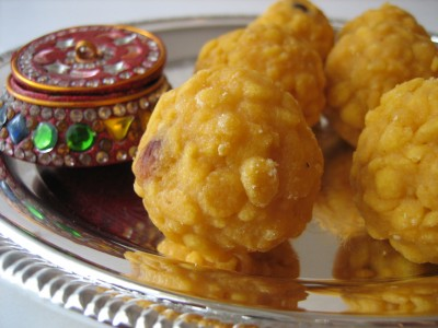 Boondi Laddu Recipe – Boondi Ladoo recipe