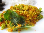 Broccoli-Carrot-Puttu