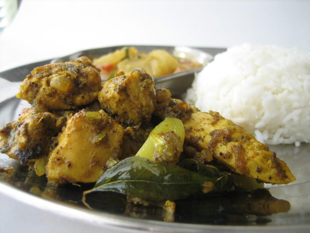 Chicken-Sukka