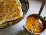 Chicken stuffed paratha11