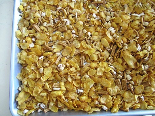 Cornflakes Mixture -healthy version 2