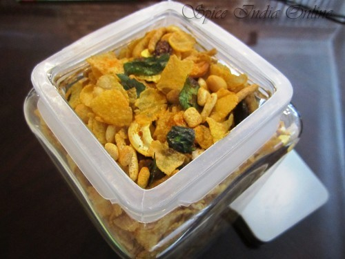Cornflakes Mixture - healthy version 7