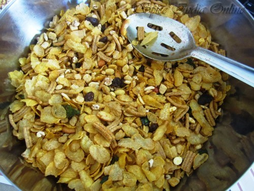 Cornflakes Mixture -healthy version 9