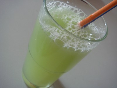 Fresh Cucumber Juice