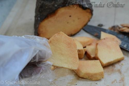 Elephant Yam Fry- Senai Kizhangu Roast 2