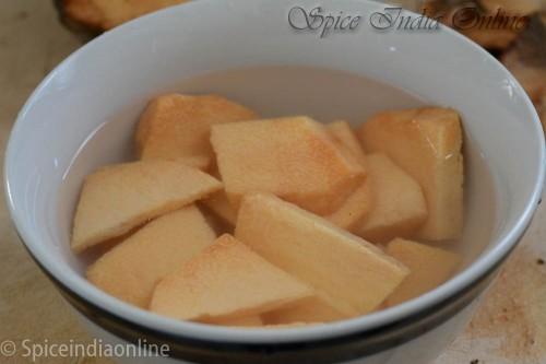 Elephant Yam Fry- Senai Kizhangu Roast 3