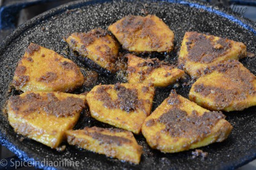Elephant Yam Fry- Senai Kizhangu Roast 9