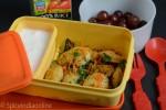 Kids School Lunch 1 - Podi Idli