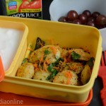 Kids School Lunch 1 - Podi Idli