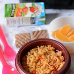 Kids School Lunch Box 5 Spanish Rice 1