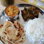 Lunch/Dinner Menu 1 - South Indian Non-Vegertarian Lunch