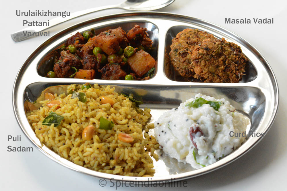 Lunch Dinner Menu 6 South Indian Vegetarian Lunch Menu Recipes